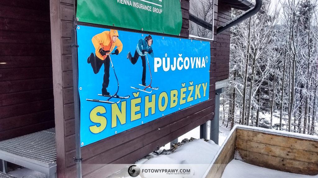 Radhost i Radegast zimą - narty i atrakcje dla dzieci w Czechach - atrakcyjne Beskidy