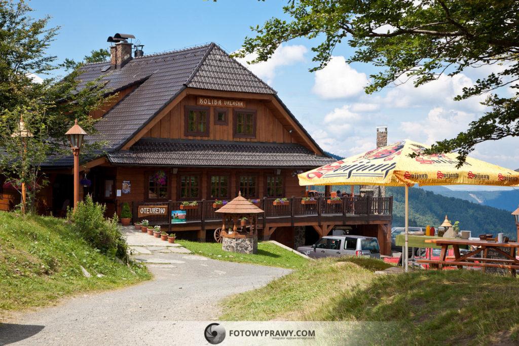Pustevny, Radhoszcz i Radegast pieszo i rodzinnie - czeska kuchnia