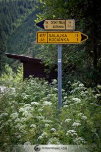 Pustevny rowerem - Beskidy Śląsko-Morawskie