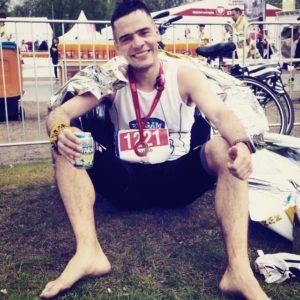 Jakub Abramczuk 100HRmax.pl - Biegam ultra. Wywiad.