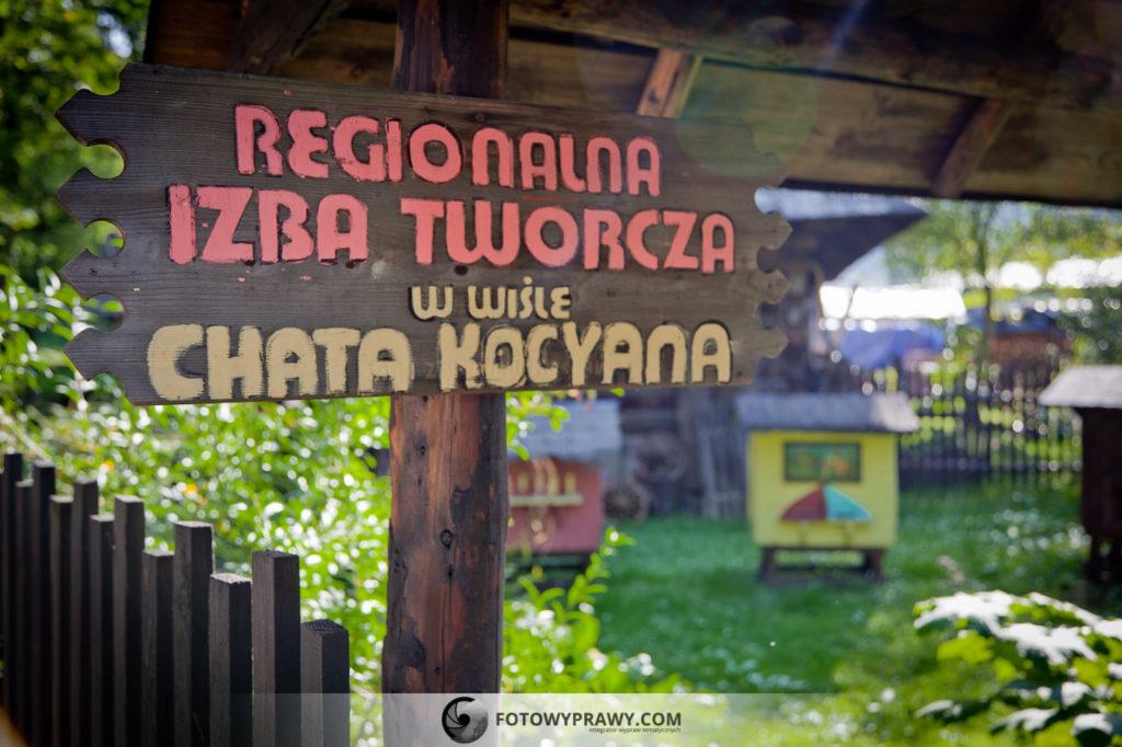 Chata Kocjana - Regionalna Izba Twórcza w Wiśle Malince