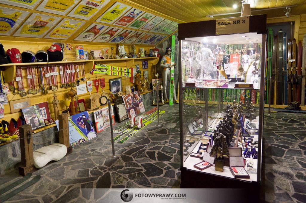 Muzeum Trofeów Adama Małysza w Wiśle