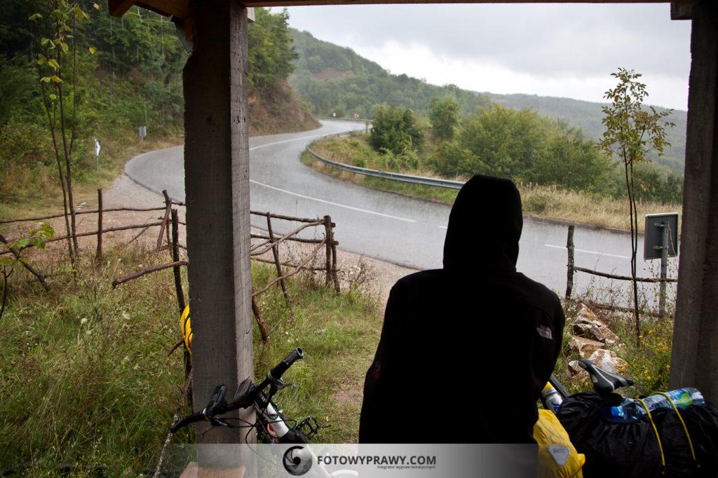 Deszczowe Bałkany