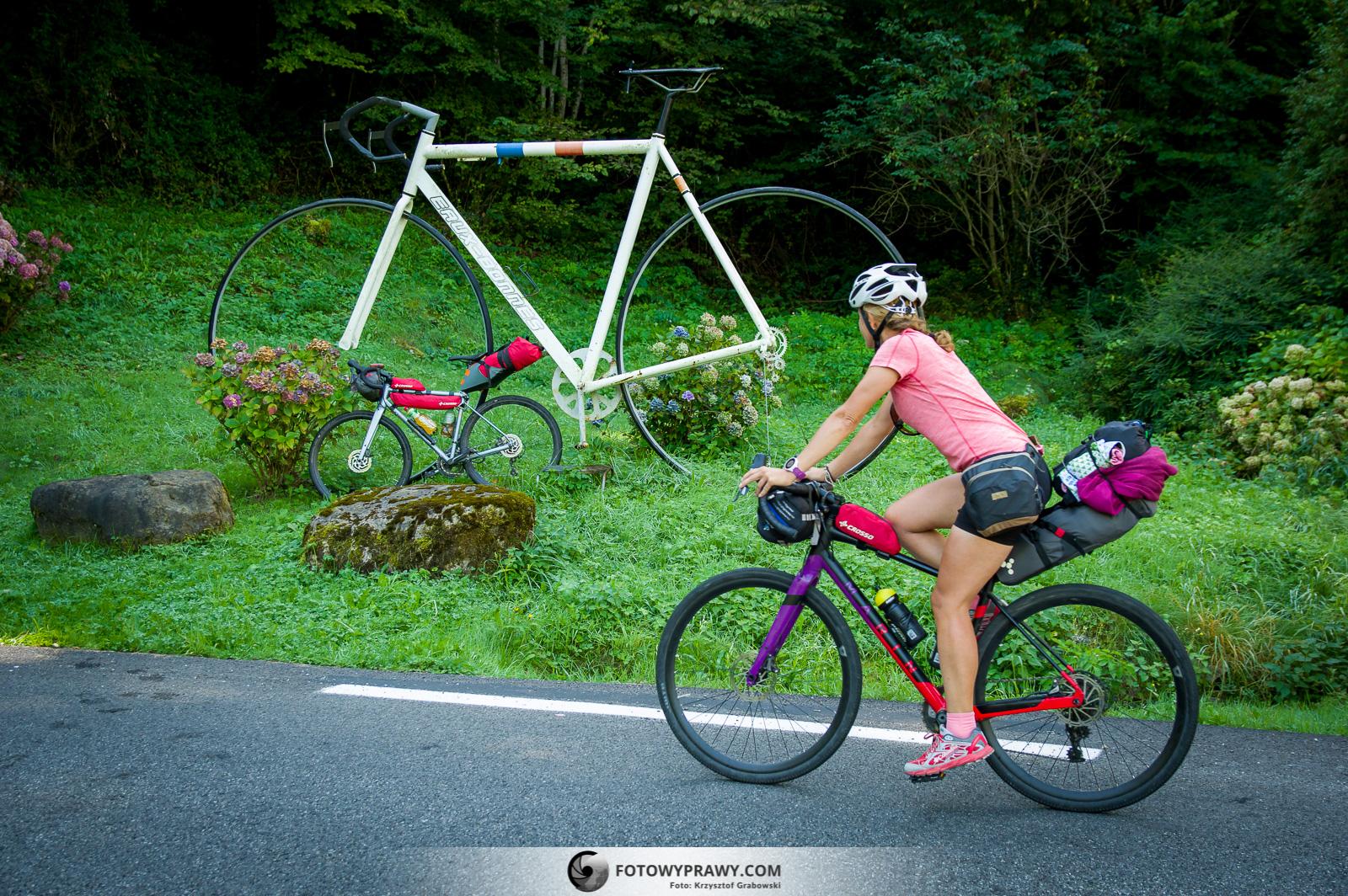 Nasze Pireneje na rowerach
