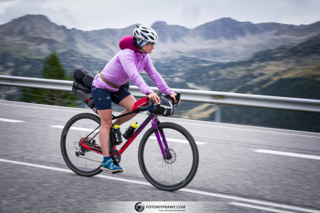 Dobra długość do jazdy na rowerze