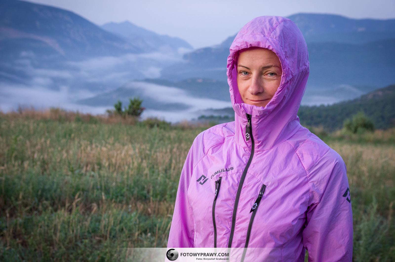 Jedna z najlepszych cech kurtki przeciwdeszczowej Cumulus Ventego to kaptur