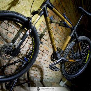 Bohobike - bambusowe rowery z Brennej