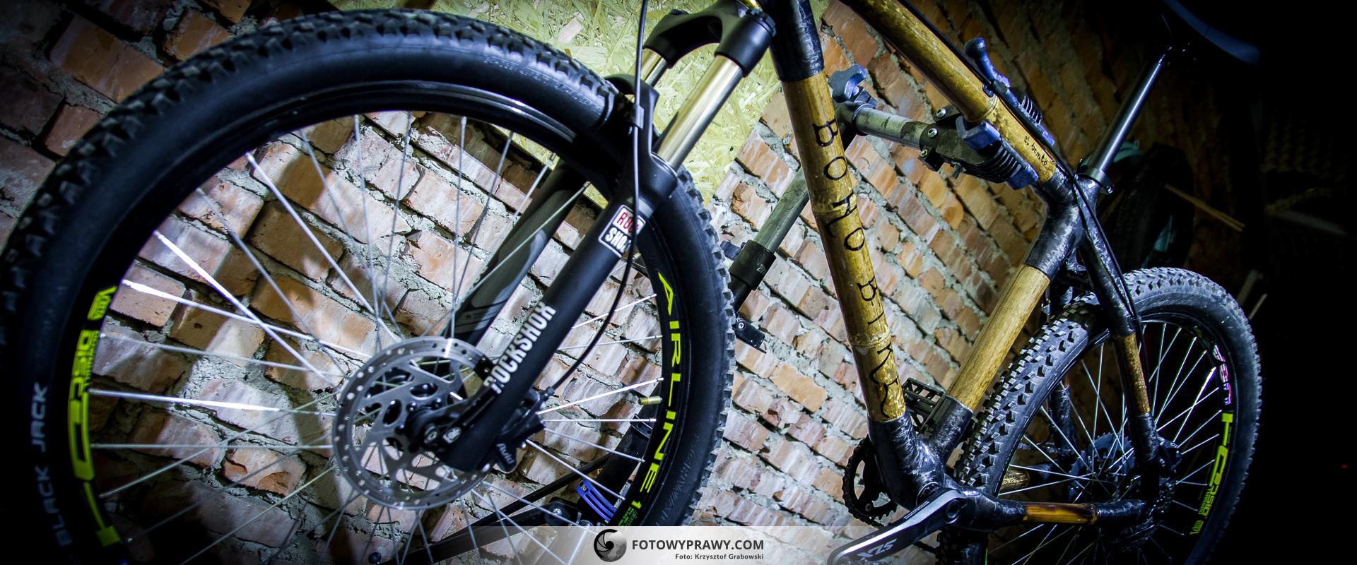 Rowery z bambusa - Brenna