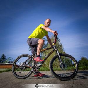 Rowery z bambusa - pasja Janka Matusznego z Brennej
