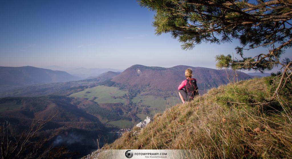 Najpiękniejsze góry na jesień - Góry Strażowskie