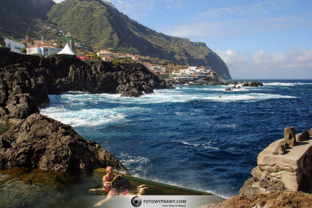Porto Moniz i zachodnie wybrzeże
