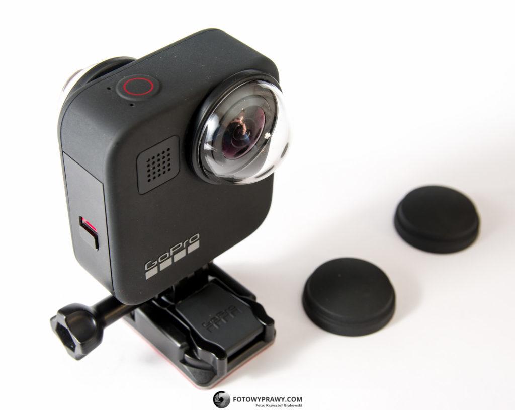 GoPro MAX - najlepsza kamera sportowa