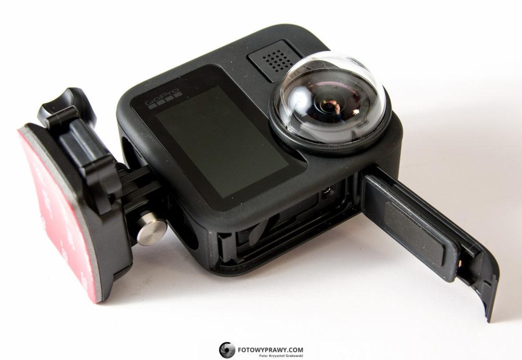GoPro MAX - kamera sportowa 360