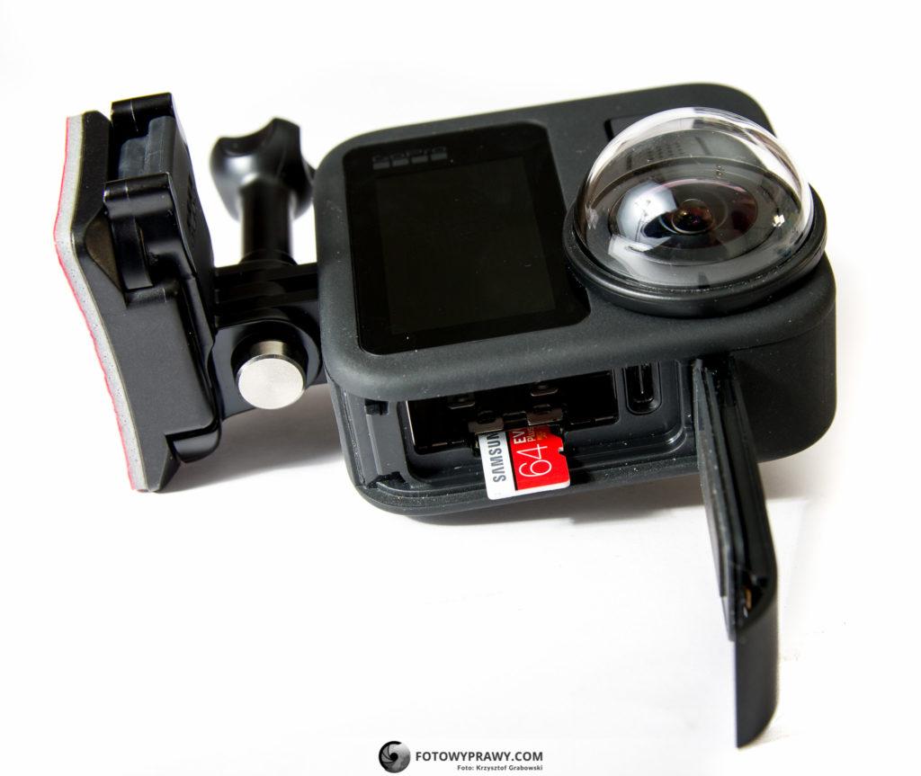 GoPro MAX - kamera sportowa do zadań specjalnych