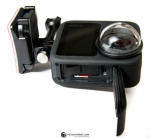 GoPro MAX - kamera sportowa filmy sferyczne 360