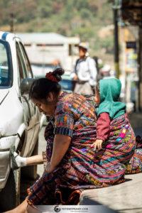 Jeden z ciekawszych targów w Gwatemali - Solola (fotowyprawy.com)