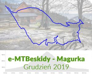 POWERower e-MTBeskidy - Magurka grudzień 2019