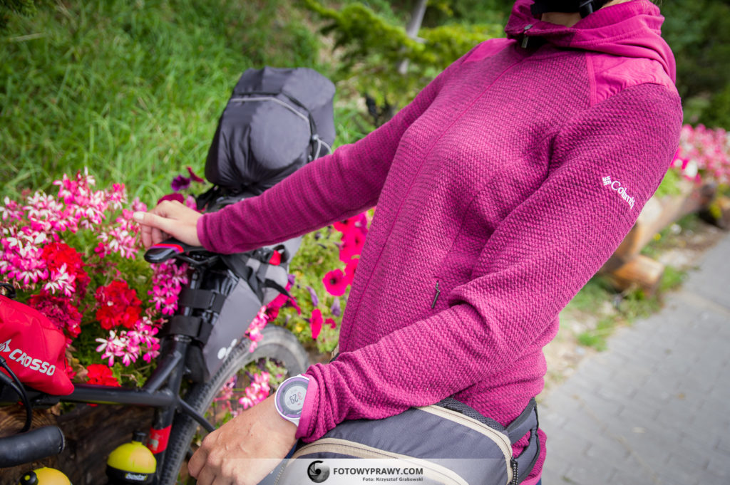 Columbia - ciuchy dobre nie tylko na rower