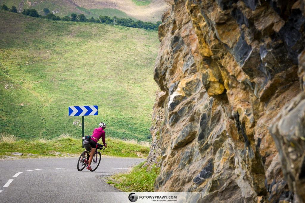 Pireneje na rowerach - jakie ciuchy zabrać na rower