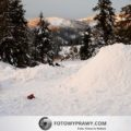 Schronienia zimowe – quinzee