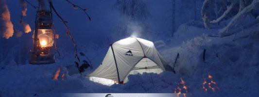 Zimowe obozowanie