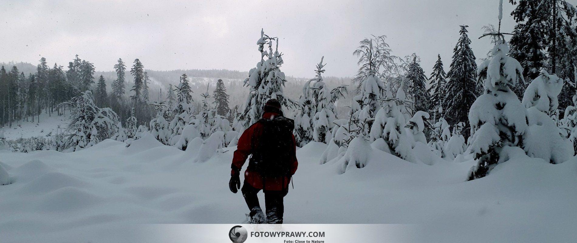 Beskidy – zimowe wspomnienia