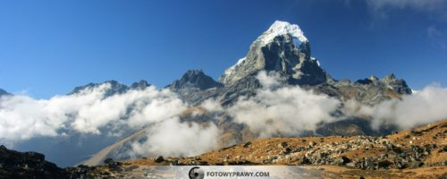 Po śladach Yeti do Ama Dablam Base Camp