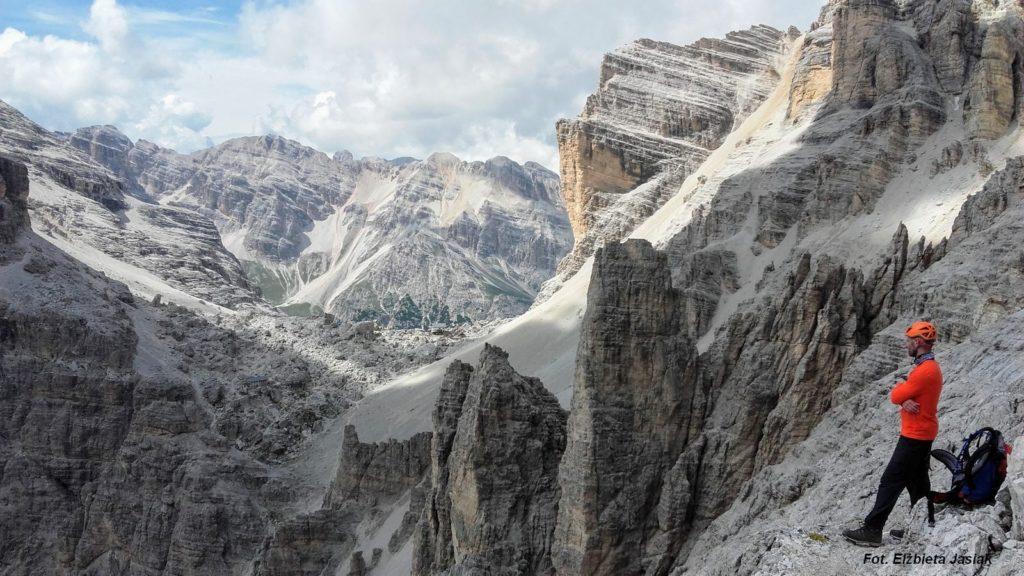 Włochy-Dolomity