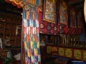 Klasztor buddyjski w Pangboche