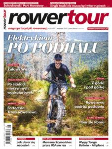 Moc w elektryku - Podhale {Rowertour, wrzesień 2018]