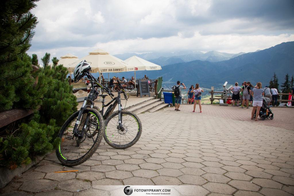 Wycieczka na rowerach elektrycznych - Podhale [Rowertour, wrzesień 2018]