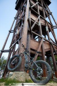 Rowerami elektrycznymi na Lubań [Rowertour, wrzesień 2018]