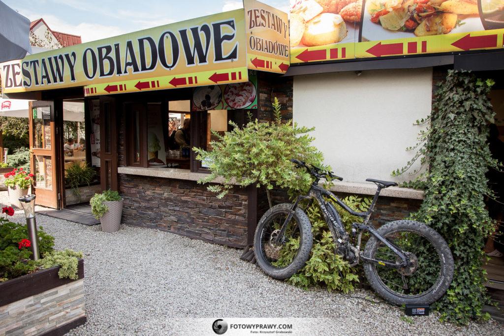 Gorce i Pieniny na rowerach elektrycznych [Rowertour, wrzesień 2018]
