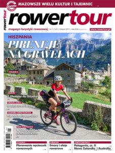Rowertour listopad 2020 - Pireneje na gravelach