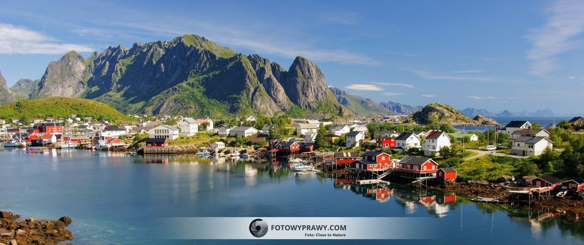 Archipelag Lofoty – zapraszamy na wycieczkę po północnej Norwegii