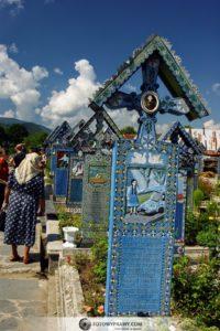 Wesoły cmentarz