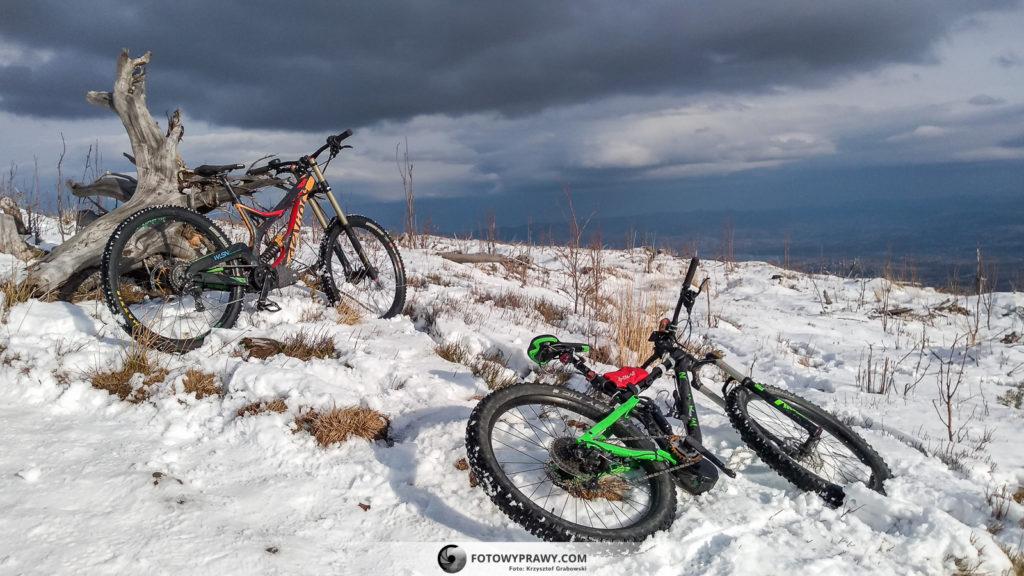 Rower elektryczny zimą - poradnik jak zacząć.